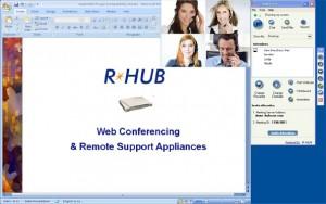 Turbomeeting Videokonferenz Software und Hardware