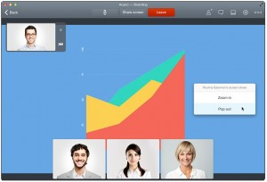 Free Software Client Videokonferenz App