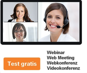 Videokonferenz Software Webinare Webkonferenz Test gratis download kostenlos